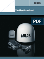 Sailor Fbb 500 User Manual