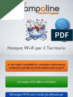 WiFi per il Territorio
