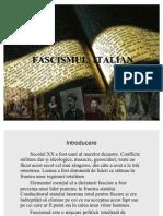 Fascismul Italian
