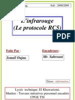 L'infrarouge et le protocole RC5