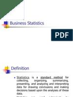 Basics of Stats
