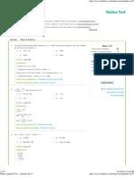 Online Aptitude Test - Aptitude Test 7