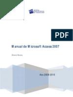 Manual Access 2007