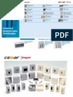 Centros e Quadros Para Distribuicao