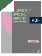 Special Report USDINR