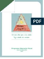 Cartilha Tributos Escola Caderno de Para de Minas