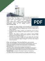 Concept of Strategic Choice