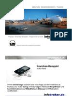 Expansion durch Öl - die Flugbranche vom Golf - Branchen Kompakt