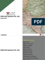 CMS Info Systems Pvt. Ltd. - Company Profile
