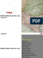 Global Talent Track Pvt. Ltd. - Company Profile