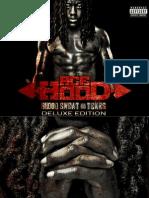 Digital Booklet - Ace Hood - Blood Sweat & Tears (Deluxe)