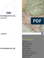 ICA Infotech Pvt. Ltd. - Company Profile