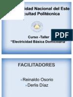 Presentacion Para El Curso 2011