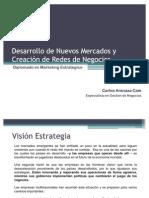 Desarrollo de Nuevos Mercados y Creación de Redes de Negocios