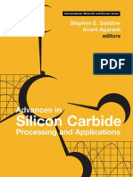 Advances in Silicon Carbide Processing and Applications (2004) WW