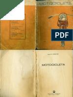 Motocicleta - Romanian Book