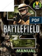 Project Reality v0.95 Manual ES r2