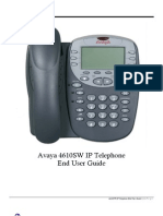 Avaya User Phone Guide