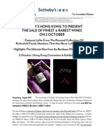 Eng_2 Oct_Sotheby's HK_Finest & Rarest Wines