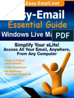 Synchronize your Windows Live Mail 2011 email on multiple computers