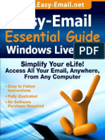 Synchronize your Windows Live Mail email on multiple computers