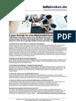5 gute Gründe für eine Markenüberwachung in 2011 - Marken Monitoring
