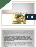 Andhra Pradesh Crisis