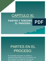 Partes en El Proceso1