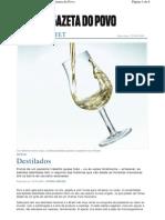 Destilados - Basico