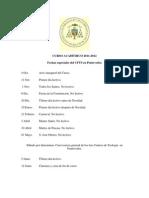 Agenda CFTS Pontevedra