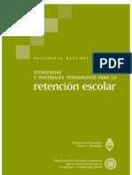 Proyecto Retencion Escolar OEA