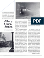 Albany Union Station L&RP No. 12 Jan. - Feb. 1988