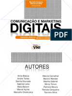 Comunicacao e Marketing Digitais