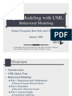 Object Modeling in UML-Introduction to UML2