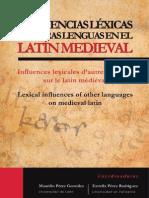 MONTANER - Emprunts Arabes en Latin Medievale