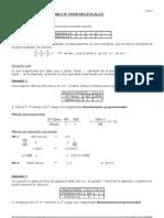 Matemáticas 2ºESO Proporcionalidad
