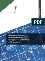 Guida Applicazioni Innovative Integrazione Architettonica 15-07-11