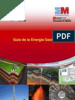 Guia de La Energia Geotermica (Dtor Gral Minas CAM)