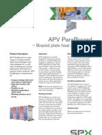 APV Datasheet