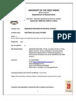 GOVT2013[1] Course Outline
