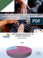 Perfil Socioeconomico dos Beneficiários do Programa de Inclusão Produtiva - Compromisso Nacional - PE no Batente
