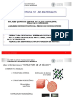 1.ESTRUCTURA DE MATERIALES