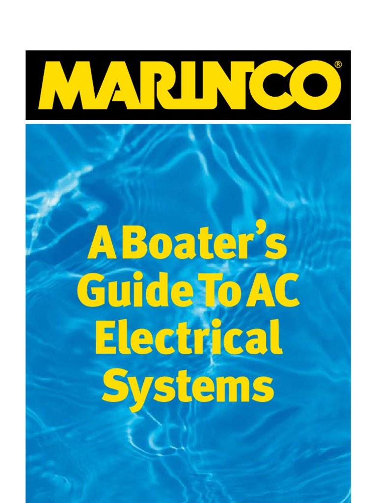 AC Boater\'sGuide | Electrical Connector | Electrical Wiring