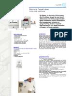 Electronic Prepayment Meter6