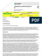NTP 686 Aplicación y utilización de la ficha de datos de seguridad