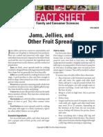 Jams, Jellies and Fruit Spreads