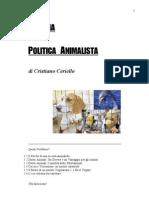 Per Una Politica Animalista