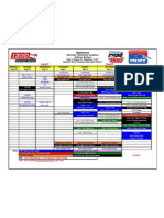 Baltimore Grand Prix Race Schedule