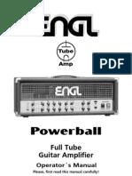PowerBall Tube Replace