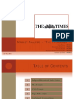 The Times - Presentation
